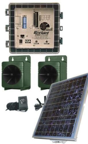 Bird Gard Pro Plus with Solar Kit